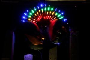 Lights and masks